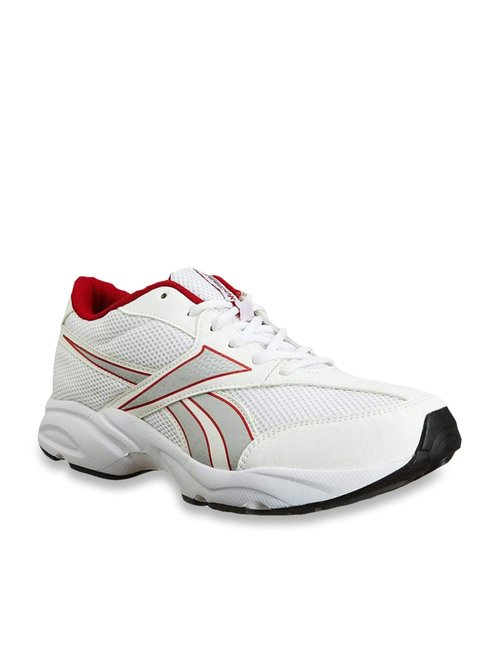 Reebok Rapid Runner White Running Shoes