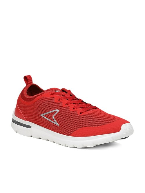 Buy Power by Bata Red Running Shoes for