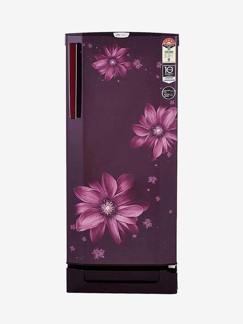Godrej 190 L Inverter 5S Direct Cool Single Door Refrigerator  Breeze Wine, RD Edge Pro 205 Tai 5.2  Godrej Electronics TATA CLIQ