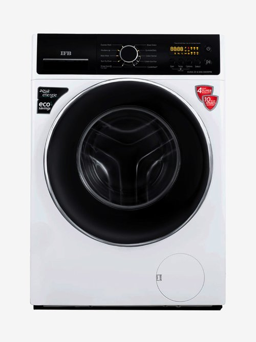 IFB 6.5 Kg Fully Automatic Front Load Washing Machine  Elena ZX, White