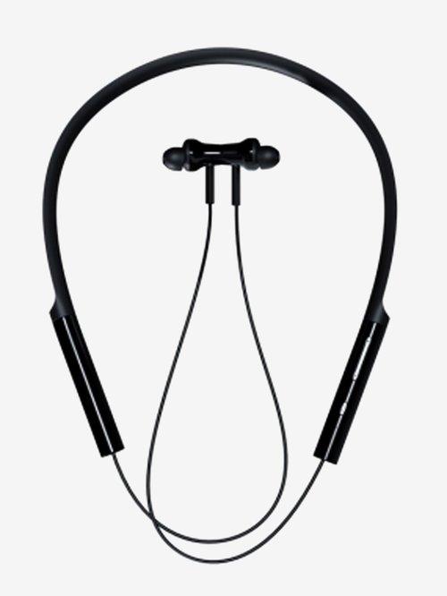 Mi Zbw4475In Bluetooth Neckband With Mic (Black)