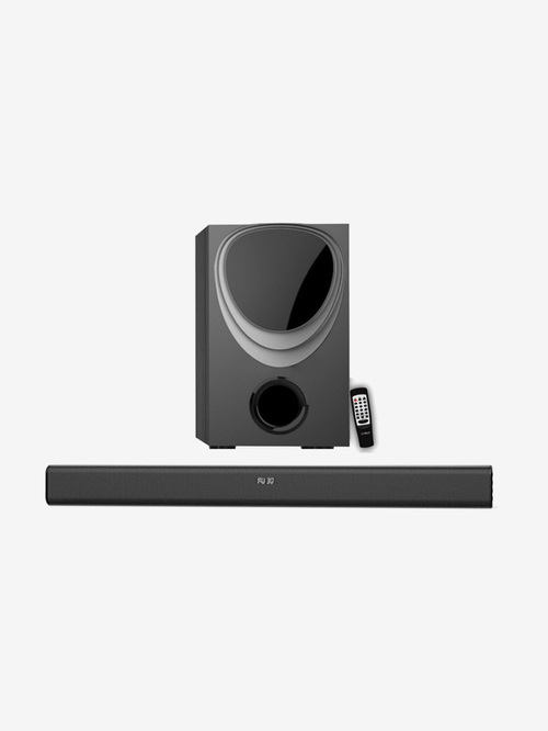 Modget MOG555BT 4.1 Channel 60W Bluetooth Soundbar with Subwoofer  Black