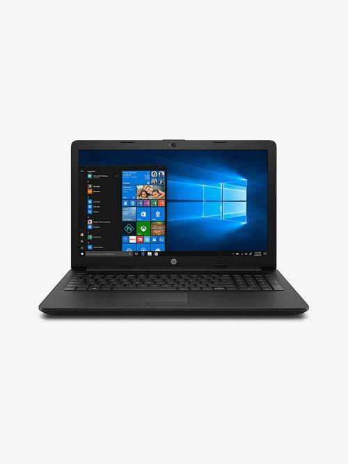 HP Laptop 15 di0002TU i3 7thGen 4 GB 1TB HDD 15.6 inch Win10H INT Graphics Jet Black