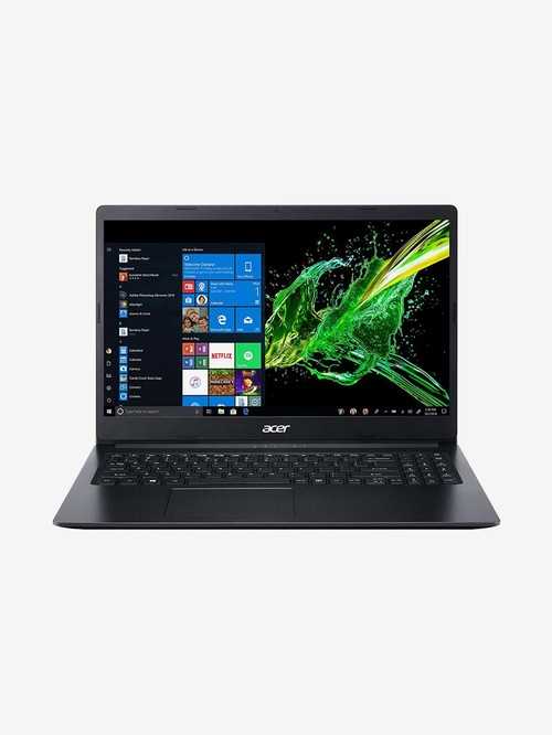 Acer Aspire 3 Thin and Light Laptop A315 22 AMD A4 9120 4 GB 1TB HDD 15.6in Win10 INT Graphics Black