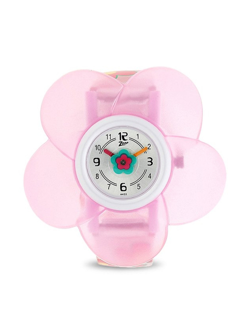 Zoop NLC4004PP03 Analog Watch for Girls