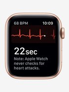 Buy Apple Watch Series 5 (GPS, 44mm) Pink Sport Band