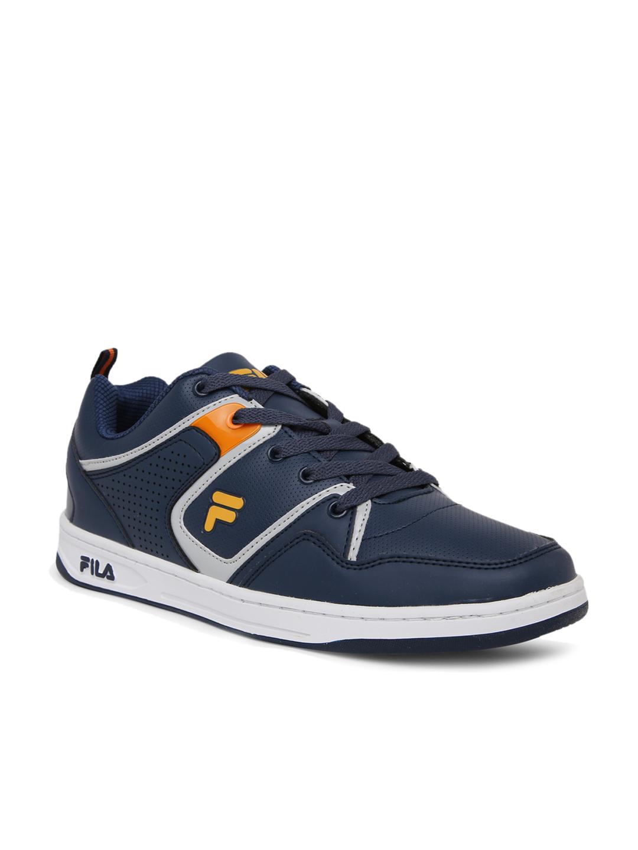 Buy Fila Woody Navy Sneakers for Men at