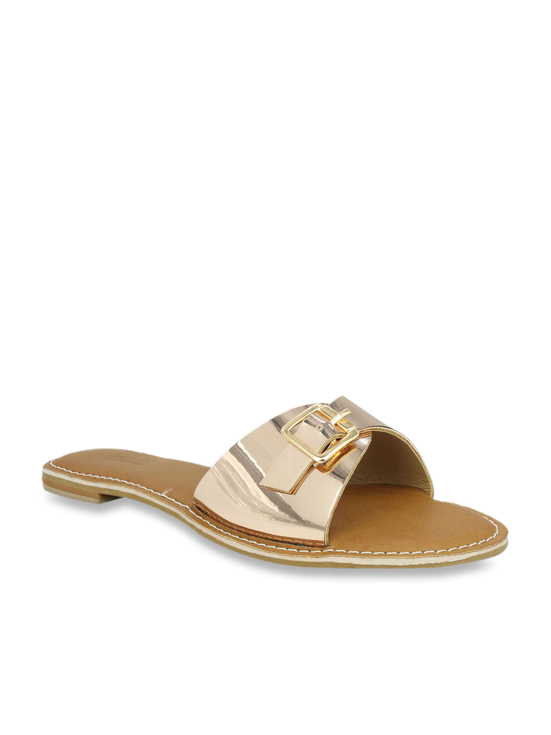 Inc.5 Rose Gold Casual Sandals from Inc