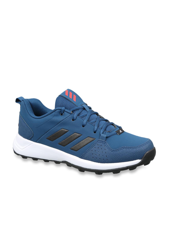 Adidas Argo Trek 19 Blue Trekking Shoes