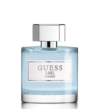 GUESS 1981 Indigo W Eau de Toilette 100 ml for Women