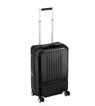 Montblanc My4810 Black Compact Carry-On Trolley Bag