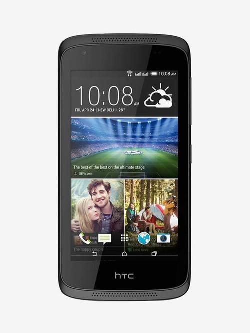 HTC Desire 326G 8  GB  Black  1  GB RAM, Dual SIM