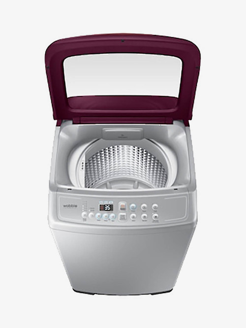 Samsung 6.2 Kg Fully Automatic Top Load Washing Machine  WA62M4300HP/TL, Silver