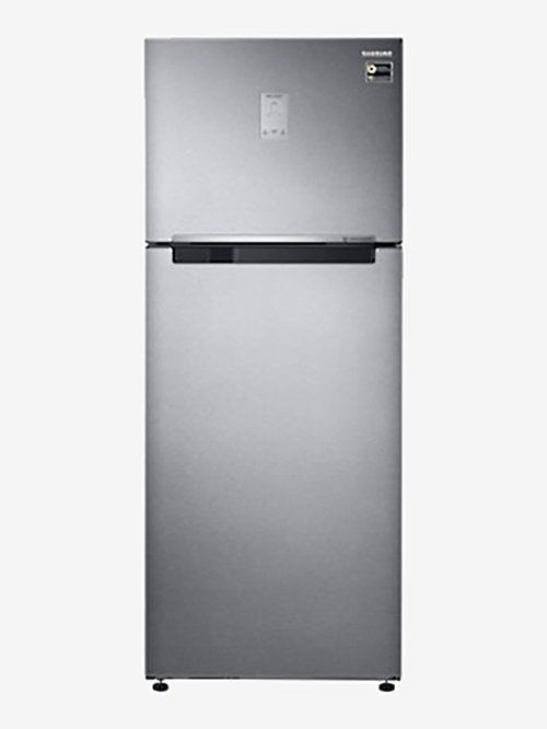 Samsung 465L 3 Star  2020  Frost Free Double Door Refrigerator  Real Stainless, RT47M623ESLTL