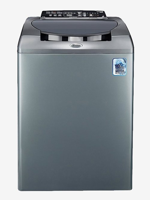 Whirlpool 8 Kg Fully Automatic Top Load Washing Machine with Heater  STAINWASH ULTRA ,Grey