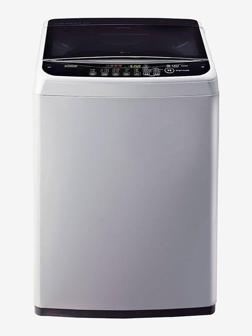 LG 6.2 kg Fully Automatic Top Load Washing Machine  T7288NDDLGD,Silver/Blue  LG Electronics TATA CLIQ