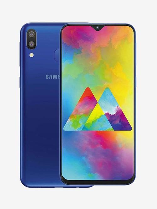Samsung Galaxy M20 (Charcoal Black, 3GB RAM, 32GB Storage, 5000mAH Battery)