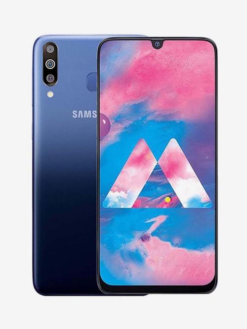 Samsung Galaxy M30 (Gradation Blue, 5000mAh Battery, Super AMOLED Display, 4GB RAM, 64GB Storage) – Extra 1000 cashback as Amazon Pay Balance on Pre-Paid Orders