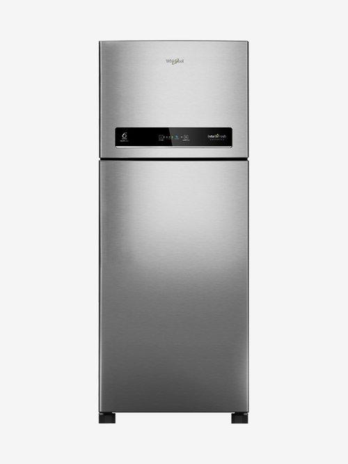 Whirlpool 292 L Inv 3 Star  2019  Frost Free Double Door Refrigerator  Alpha Steel, IF CNV 305 ELT