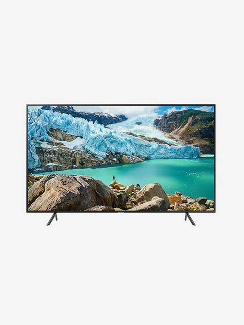 Samsung 138 cm(55 Inches) Smart 4K Ultra HD LED TV 55RU7100 (Charcoal Black, 2019 Range)