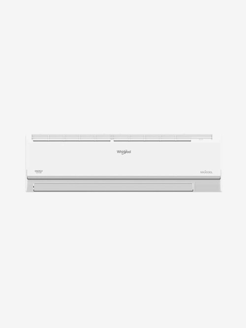 Whirlpool 1 Ton 3 Star Copper Magicool Elite Pro  R32  Split AC  White Silver