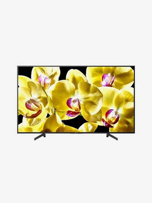 Sony 138.8 cm (55 Inches) Smart 4K Ultra HD Android LED TV KD-55X8000G (Black, 2019 Model)