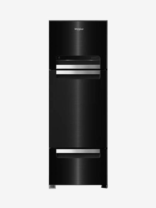 Whirlpool 240L Frost Free Triple Door Refrigerator  Steel Onyx, FP 263D Protton Roy  Whirlpool Electronics TATA CLIQ