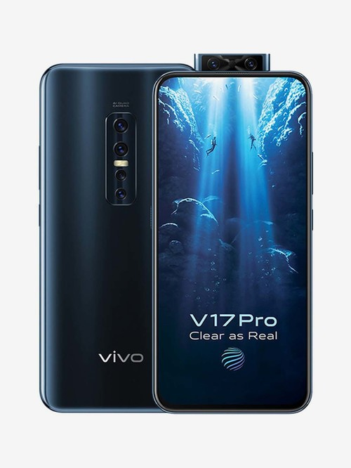 Vivo V17 Pro 128 GB (Midnight Ocean) 8 GB RAM, Dual SIM 4G