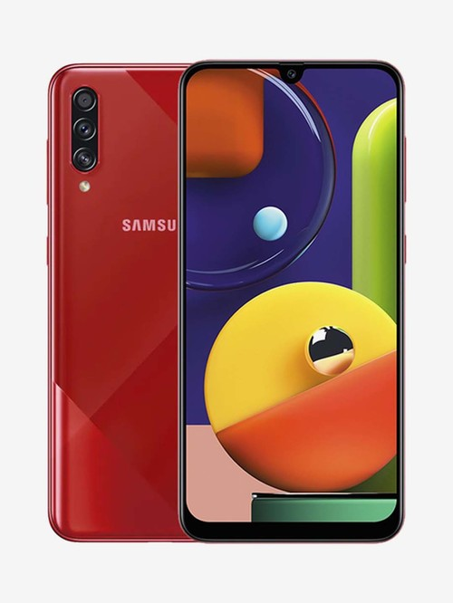 Samsung Galaxy A70s 128  GB  Prism Crush Red  8  GB RAM Dual SIM, 4G