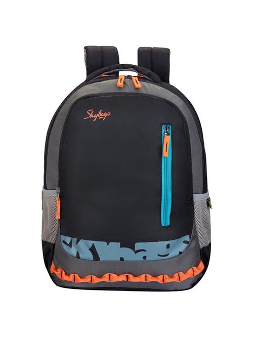 Skybags Black Medium Backpack