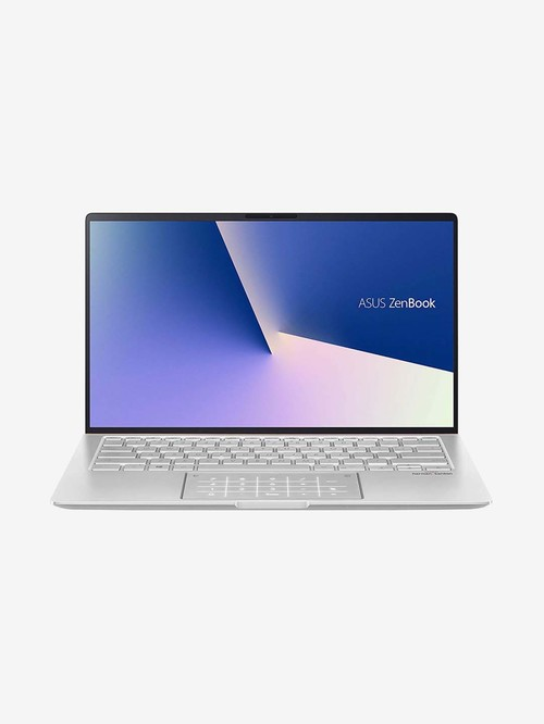 Asus ZenBook 14 Thin and Light UX433FA A5822TS i5 10thGen 8 GB 512 GB SSD 14 in Win10H+MSO INT Silver