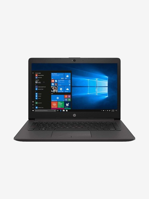 HP 240 G7 Laptop 7XU29PA i3 7th Gen 4  GB 256  GB SSD 14 inch DOS INT Graphics Black