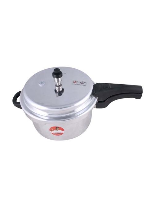 Wonderchef Silver Ultima 7.5L Pressure Cooker  Outer Lid    Set of 1