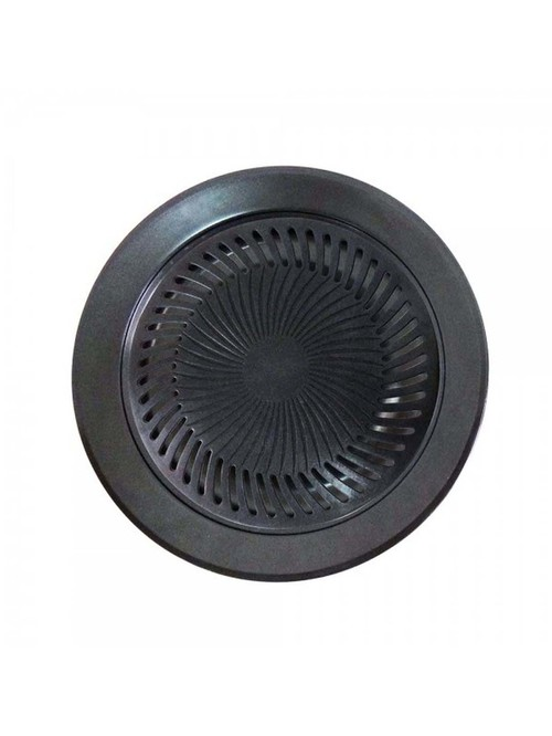 Wonderchef Black Tandoor Grill Pan   Set of 1