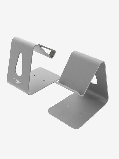 Gizga Essentials Tablet and Mobile Holder  Z69, Silver