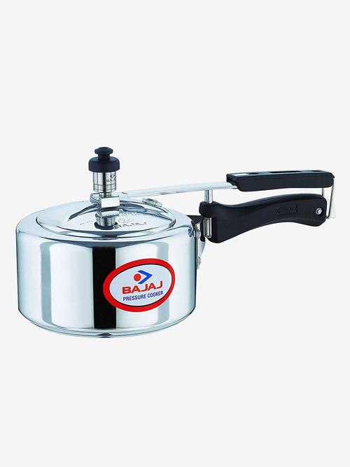 Bajaj Majesty PCX 32 2L Pressure Cooker  Silver