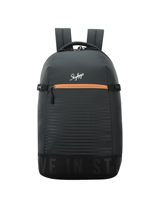 Skybags Boho 23 ltrs Grey Medium Backpack