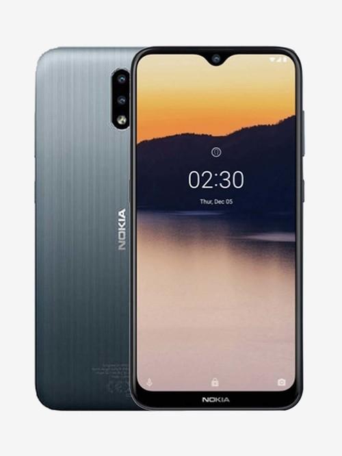 Nokia 2.3 32 GB (Charcoal) 2 GB RAM, Dual SIM 4G