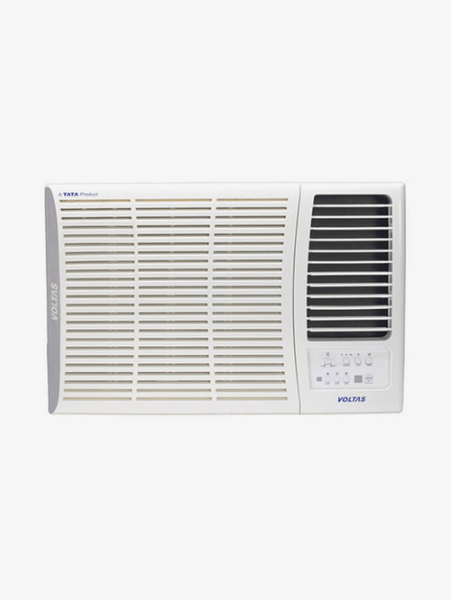 Voltas 1.5 Ton 3 Star Copper 183 DZA  R32  Window AC  White  Voltas Electronics TATA CLIQ