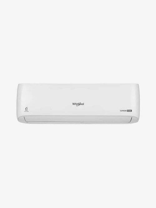 Whirlpool 1 Ton Inverter 5 Star Copper  2019 Range  Supreme Cool  R32  Split AC  White