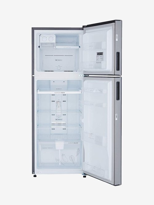 Whirlpool 265L 2 Star 2020 Frost Free Double Door Convertible Refrigerator  Cool Illusia, IFCNV 278