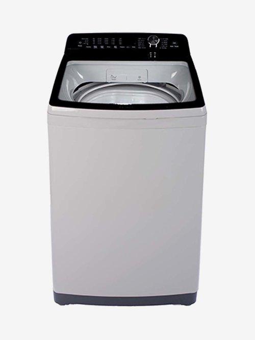 Haier 7.2 Kg Fully Automatic Top Load Washing Machine  HWM72 678NZP, Moon Light Grey