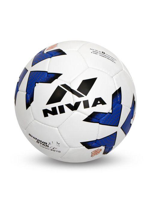 Nivia Shining Star Multicolored Football  Size 5