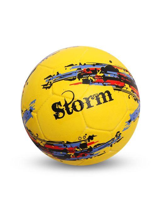 Nivia Storm Yellow Football  Size 5