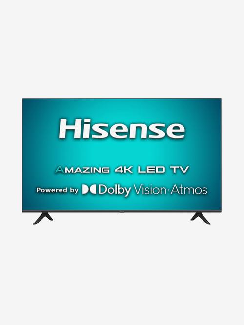 Hisense 139 cm  55 Inches  Android Smart Ultra HD 4K LED TV 55A71F  2020 Model, Black