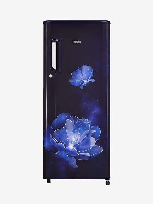 Whirlpool 215L Inverter 3 Star Direct Cool Single Door Refrigerator  Sapphire Radiance,230 IMFR PRM