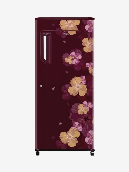Whirlpool 215L Inverter 3 Star 2020 Direct Cool Single Door Refrigerator  Wine Azalea, 230 IMFR PRM  Whirlpool Electronics TATA CLIQ