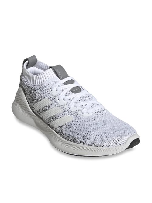 envidia banco Inmuebles  Adidas Men's Purebounce White Running Shoes from Adidas at best prices on  Tata CLiQ