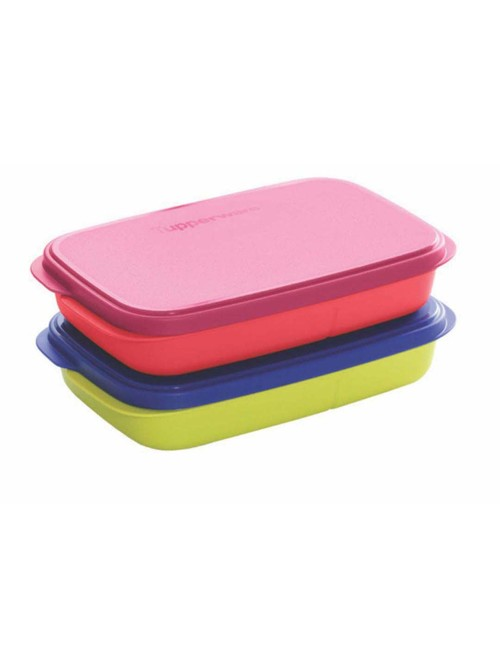 Tupperware Lunch Boxes  590 ml    Set of 2