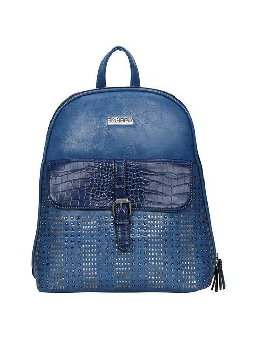Esbeda Blue Medium Backpack